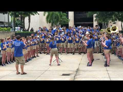 PLHS Band - Tamarind Park - Honolulu, Hawaii - 14 of 14 - 2018-03-13