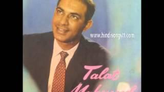 C H Atma & Talat Mahmood-Dil hi to hai