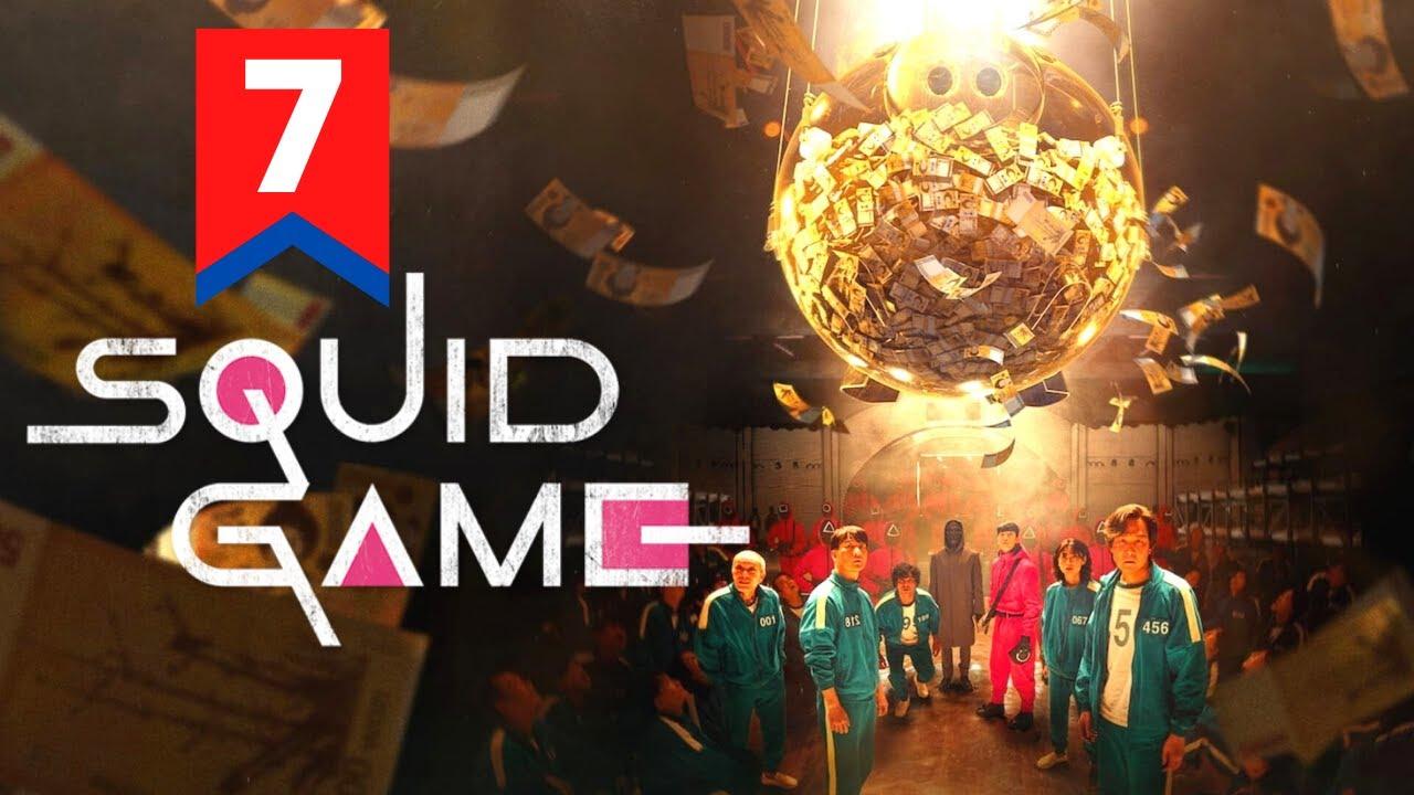 Download Squid Game Season 1 Episode 7 Explained in Hindi | Hitesh Nagar