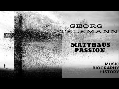 Telemann - Matthaus Passion