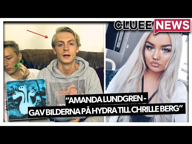 BREAKING NEWS *AMANDA LUNDGREN LÄCKTE HYDRAS IDENTITET*