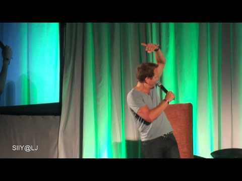Sebastian Roché Talking about his Armpits Rising Con 2011