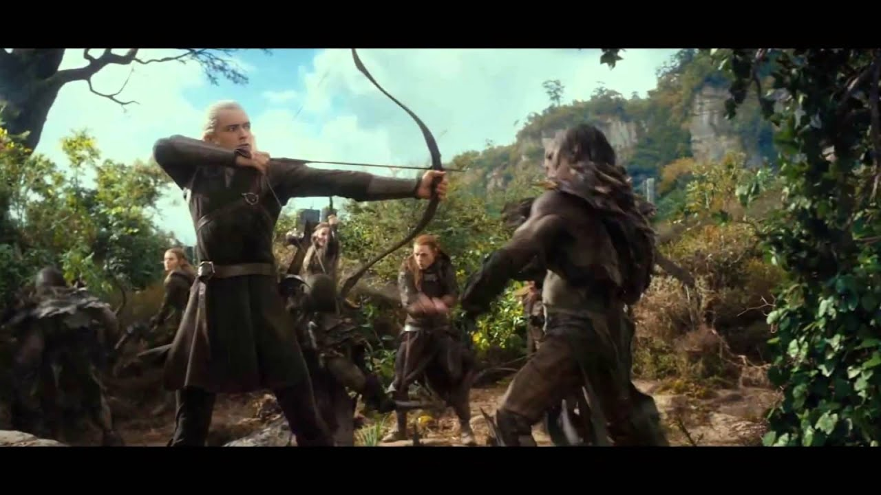 Der Hobbit 3 Teaser Trailer Fanmade [There and Back again ...