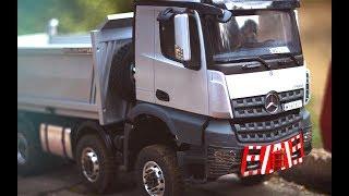 RC Truck / Construction Site - Hard Work in Maścipulandia 2018 / Będzin 2018