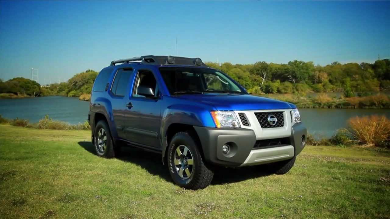 2012 nissan xterra pro 4x review and test drive car pro youtube. Black Bedroom Furniture Sets. Home Design Ideas