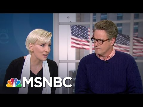 Mika: Alicia Machado Comments 'Cut To The Core' | Morning Joe | MSNBC