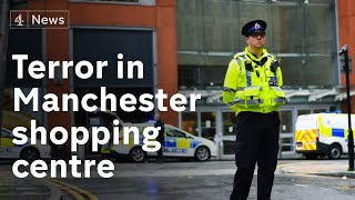 Man arrested on suspicion of terror offences in Manchester
