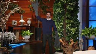 Jimmy Kimmel Relives Ellen's Star-Studded Birthday Party