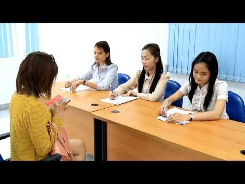 ตัวอย่างการสัมภาษณ์งานกลุ่ม1 วิชาการสรรหาเลือกสรรและพัฒนาทรัพยากรมนุษย์ในภาครัฐ