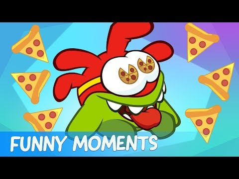 Om Nom Stories - Funny Moments #3 (Cut the rope)