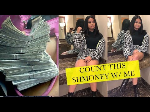 WHAT I MAKE IN A WEEK STRIPPING 💰 VLOG 💵🤑
