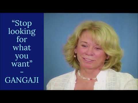 Unintentional ASMR   Quiet, Slow Soft Speaking With Gangaji