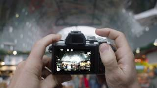 OLYMPUS OM-D - Compose Perfectly Balanced Photos with HDR Mode