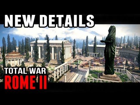 Rome II: Total War - Exclusive forum information