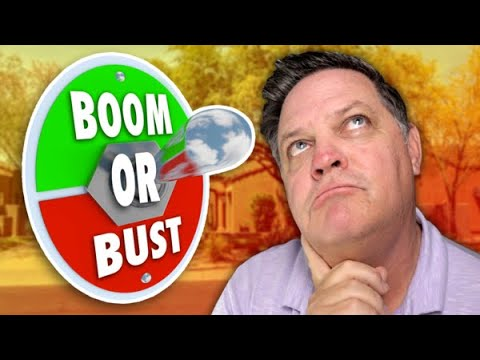 Phoenix Housing Market Boom or Bust [Phoenix AZ  Market Update 2020-21]
