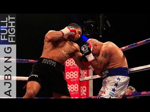 Full Fight | Anthony Joshua Vs Hector Avila KO