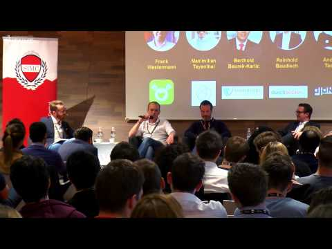 Panel #2:  Founding in Austria - Entrepreneurship Avenue 2015 Conference