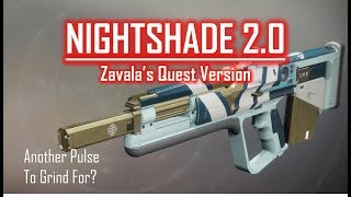 Forgotten Quest for Zavala's Nightshade - PVP Gameplay Review