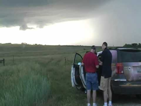 KELO Storm Chase 6/24/2009