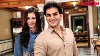 Arbaaz Khan REVEALS truth behind his relationship with Giorgia Andriani