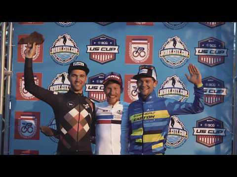 Crosshairs Television | 2017 Men's Elite Pan-American Cyclocross Championship