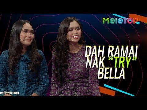 Adik Bella Didi Astillah buat lagu raya duet bersama  MeleTOP  Nabil & Neelofa