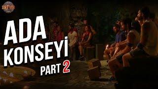 Ada Konseyi 2. Part   37. Bölüm   Survivor Türkiye - Yunanistan