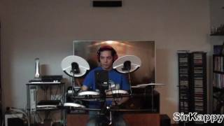 Aerosmith - Fly Away From Here - Electronic Drum Cover