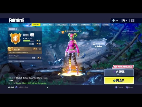 Fortnite Br Playing 50 Matches Viewer Discretion Advised New
