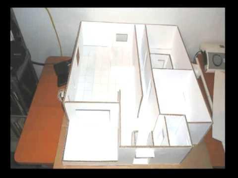 Casa de papel maqueta r pida youtube - Imagenes de muebles de carton ...