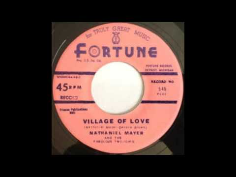 NATHANIEL MAYER & HIS FABULOUS TWILIGHTS - Village Of Love