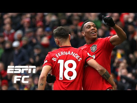 Is Manchester United close to competing with Liverpool and Man City in the Premier League? | ESPN FC