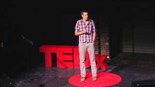 Why poverty has nothing to do with money: Ian Rosenberger at TEDxGrandviewAve