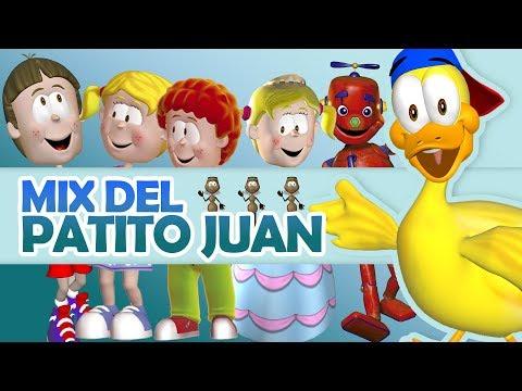 Mix: El patito juan - Los mejores videos de Biper y sus amigos