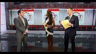 "ESPN UFC 190 preview: Chael Sonnen ""Bethe Correia is a tough test for Ronda Rousey"""