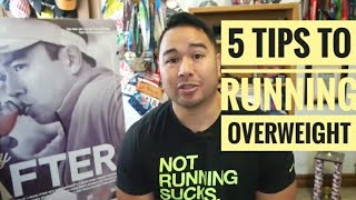 How to start running when overweight. 5 Tips.