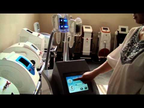 Cool Sculpting Cryolipolysis Machine Coolsculpting Machine Cryotherapy Machine Treatment MB818D