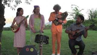 Dan Zanes & Elizabeth Mitchell with You Are My Flower- Now Let