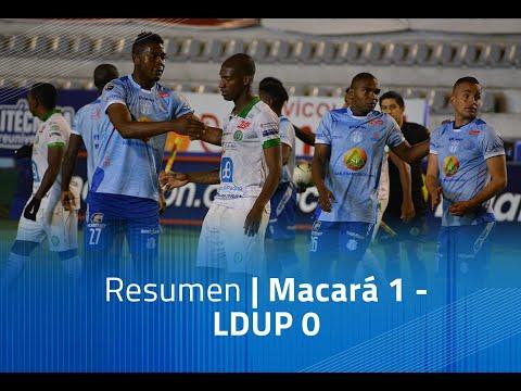 Macara LDU Portoviejo Goals And Highlights
