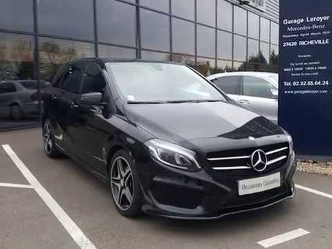 Mercedes Classe B 220 D Fascination 7g Dct Youtube