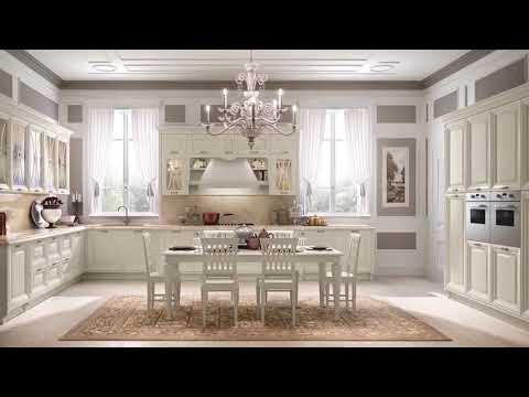 Cucina Lube Classica Modello Pantheon Youtube