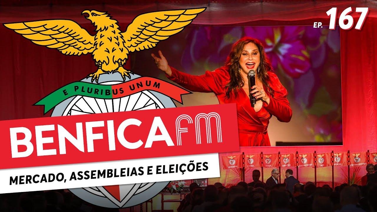 Benfica FM #167 - Mercado, Assembleias e Eleições
