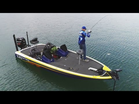 FOX Sports Outdoors SouthWEST #1 - 2019 Canyon Lake Texas White Bass Fishing
