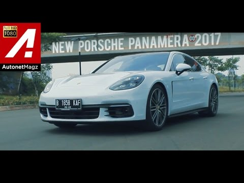 Review Porsche Panamera 2017 Indonesia