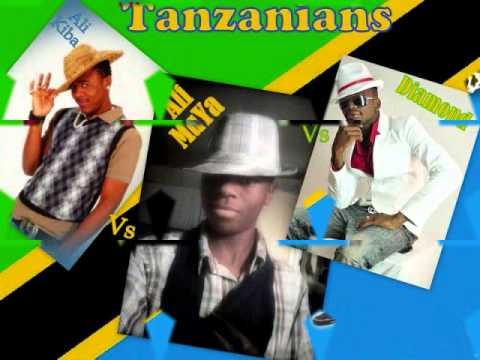Ali Kiba Vs Ali Muya Vs Diamond Tanzanian Artists thumbnail