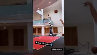 Ben Chilwell is Good at Basketball !