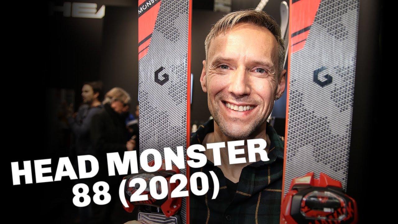 Head Monster 88 (2020) skis