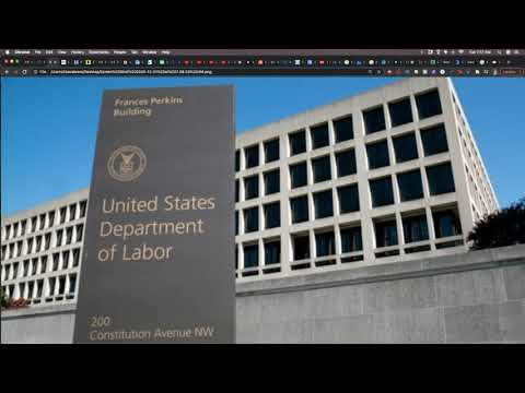 Department of Labor Underpaid Millions In Unemployment Benefits
