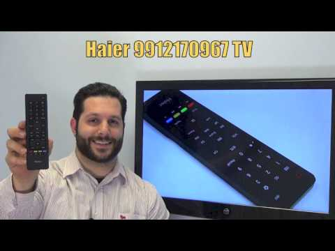 Haier HTRA18M TV Remote Control PN: 9912170967 - Www.ReplacementRemotes.com