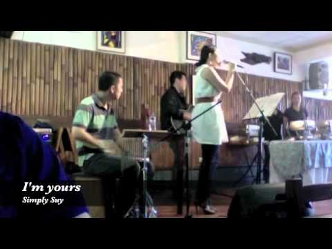 I'm yours cover  by Simply Suy